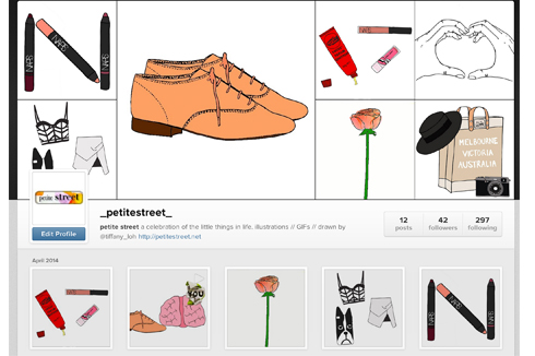 Follow @_petitestreet_ on Instagram